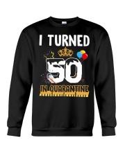 50th Birthday 50 Years Old Crewneck Sweatshirt thumbnail