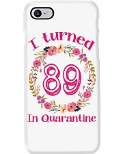 89th Birthday 89 Years Old Phone Case thumbnail