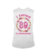 89th Birthday 89 Years Old Sleeveless Tee thumbnail