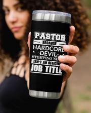 Pastor Personalized 20oz Tumbler aos-20oz-tumbler-lifestyle-front-93