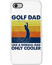 Golf Dad Like A Normal Dad Only Cooler Phone Case thumbnail
