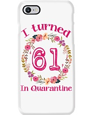 61st Birthday 61 Years Old Phone Case thumbnail