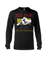 BIG POP The Man The Myth The Bad Influence Long Sleeve Tee tile