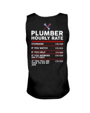 plumber hour shirt Unisex Tank thumbnail