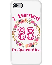 85th Birthday 85 Years Old Phone Case thumbnail