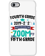 FOURTH GRADE ZOOMING INTO  FIFTH GRADE Phone Case thumbnail
