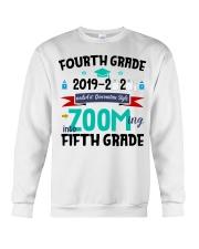 FOURTH GRADE ZOOMING INTO  FIFTH GRADE Crewneck Sweatshirt thumbnail