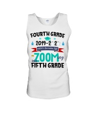 FOURTH GRADE ZOOMING INTO  FIFTH GRADE Unisex Tank thumbnail