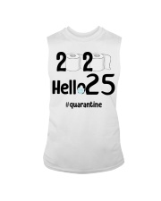 25th Birthday 25 Years Old Sleeveless Tee thumbnail