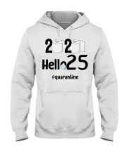 25th Birthday 25 Years Old Hooded Sweatshirt thumbnail