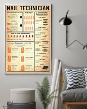 Nail Technician 24x36 Poster lifestyle-poster-1