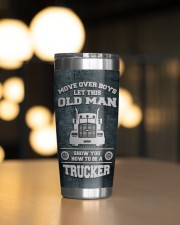 Move over boys -To my husband from wife 20oz Tumbler aos-20oz-tumbler-lifestyle-front-04