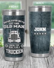 Move over boys -To my husband from wife 20oz Tumbler aos-20oz-tumbler-lifestyle-front-59