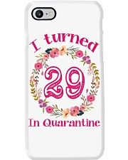 29th Birthday 29 Years Old Phone Case thumbnail