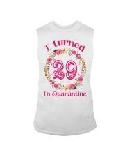 29th Birthday 29 Years Old Sleeveless Tee thumbnail