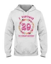 29th Birthday 29 Years Old Hooded Sweatshirt thumbnail