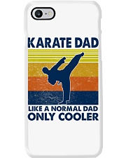 karate Dad Like A Normal Dad Only Cooler Phone Case tile