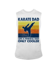 karate Dad Like A Normal Dad Only Cooler Sleeveless Tee thumbnail