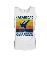 karate Dad Like A Normal Dad Only Cooler Unisex Tank thumbnail