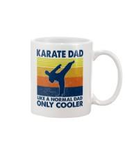 karate Dad Like A Normal Dad Only Cooler Mug thumbnail