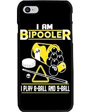 Billiards I'm A Bipooler Phone Case tile