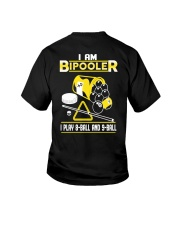 Billiards I'm A Bipooler Youth T-Shirt tile