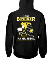 Billiards I'm A Bipooler Hooded Sweatshirt tile