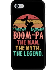 Boom-pa The man The Myth Phone Case tile