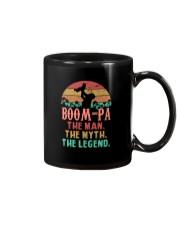 Boom-pa The man The Myth Mug tile