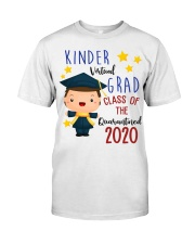 Kinder Boy Classic T-Shirt front