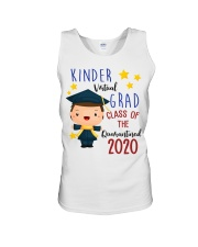 Kinder Boy Unisex Tank tile