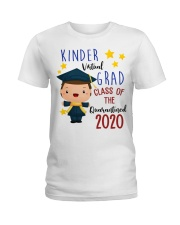 Kinder Boy Ladies T-Shirt thumbnail