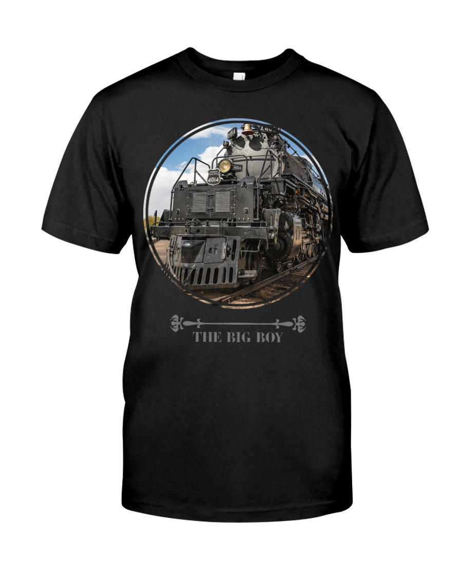 The Big Boy-Train Classic T-Shirt
