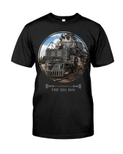 The Big Boy-Train Classic T-Shirt front