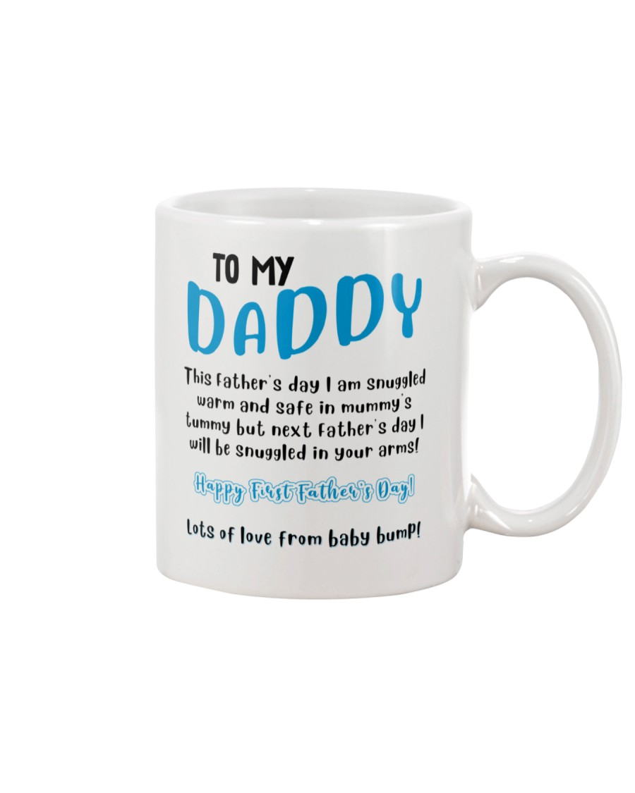 Happy First Father's Day Mug