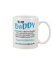 Happy First Father's Day Mug front