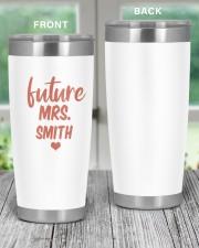 Engaged Future Mrs Tumbler Chrismas Gift 20oz Tumbler aos-20oz-tumbler-lifestyle-front-59