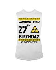27th Birthday 27 Years Old Sleeveless Tee thumbnail