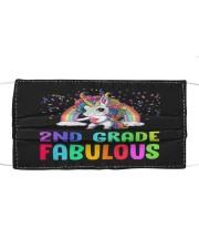 2nd Grade Fabulous Mask tile