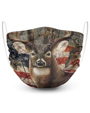 Hunting Lover 2 Layer Face Mask - Single front