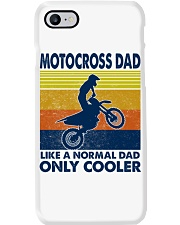 motocross Dad Like A Normal Dad Only Cooler Phone Case tile