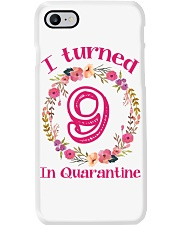 9th Birthday 9 Years Old Phone Case thumbnail