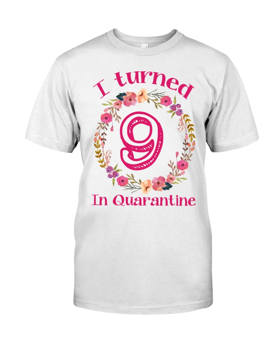 9th Birthday 9 Years Old Classic T-Shirt