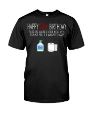 80th Birthday 80 Year Old Classic T-Shirt front