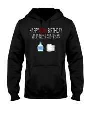 80th Birthday 80 Year Old Hooded Sweatshirt tile