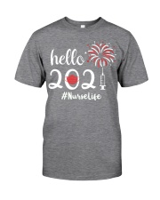 NURSELIFE Classic T-Shirt front