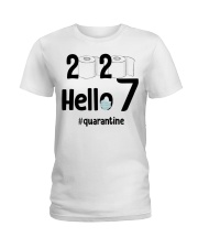 7th Birthday 7 Years Old Ladies T-Shirt thumbnail