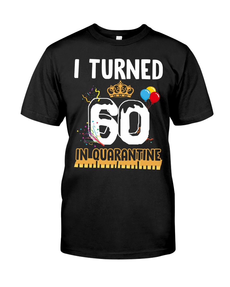 60th Birthday 60 Years Old Classic T-Shirt