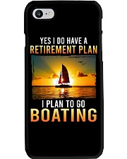 Yes I Do Have A Retirement Plan Boating TE-02354 Phone Case thumbnail