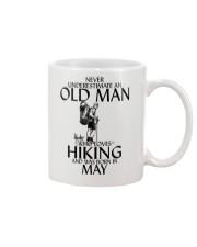 Never Underestimate Old Man Hiking May Mug thumbnail